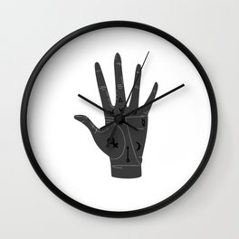 Let me your future Wall Clock