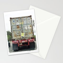 Daily Truck: 09/03/15 Stationery Cards