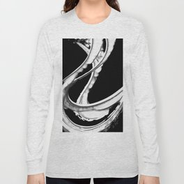 Black Magic 312 Inverted by Sharon Cummings Long Sleeve T-shirt
