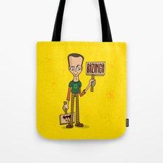 Bazinga Tote Bag
