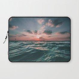 Ocean Sunrise Laptop Sleeve