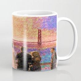 Enemy at the gate Coffee Mug