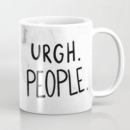 People. Coffee Mug