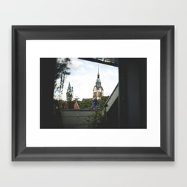 leipzig Framed Art Print