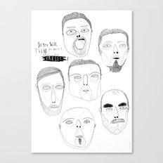 F R E S S E  1 Canvas Print