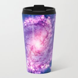 Cosmic vacuum cleaner (Spiral Galaxy M83) Travel Mug