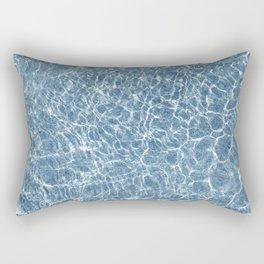 Water Surface Rectangular Pillow