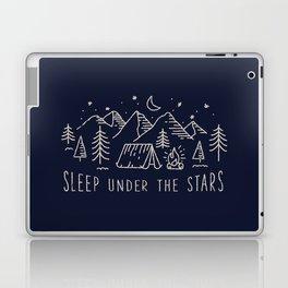 Sleep under the stars Laptop & iPad Skin