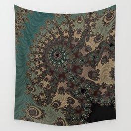 Bohemian Fantasy - Fractal Art Wall Tapestry