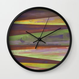 Space Bound Wall Clock