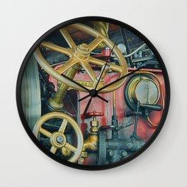 Controls Wall Clock