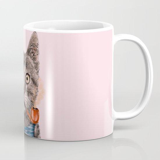 Sailor Cat IX Mug