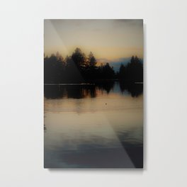 Rippled Waters Metal Print