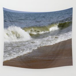 Raging Wave Wall Tapestry