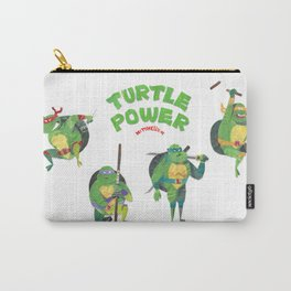 Ninja Turtles Turtle Power Carry-All Pouch