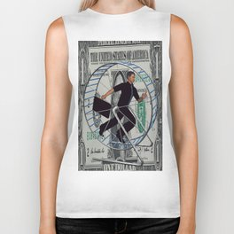 Wheel of Fortune Biker Tank