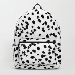 Black and White Dalmatian Backpack
