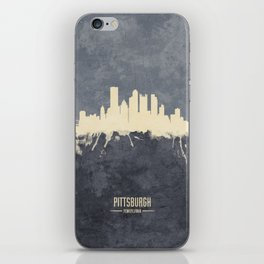 Pittsburgh Pennsylvania Skyline iPhone Skin