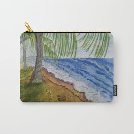 Beach Life 1 Carry-All Pouch