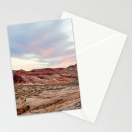 Nevada Mountains 8-7 Stationery Cards