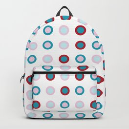 Charms Polka Dots Backpack
