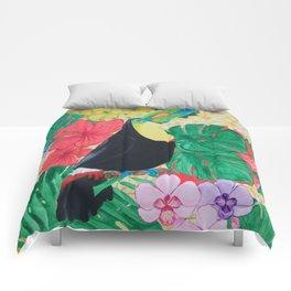 Luis the Tucan Comforters