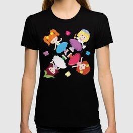 Polly Pocket Pattern T-shirt