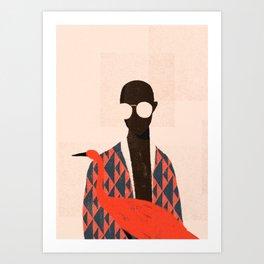 Kalemba III Art Print