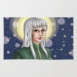 elle in the stars Rug