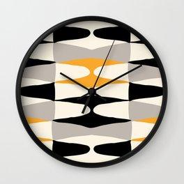 Zaha Bee Wall Clock
