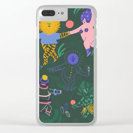 Life is a dance Clear iPhone Case