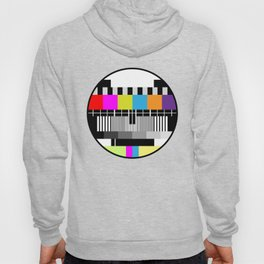 Television Color Test Hoody