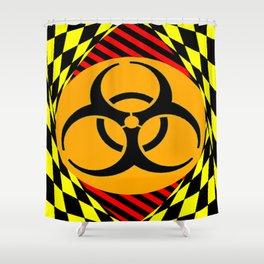 Biohazard Shower Curtain