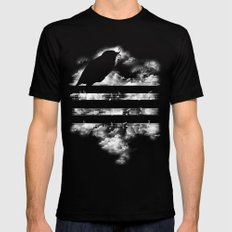 The Hunting Symphony Black X-LARGE Mens Fitted Tee