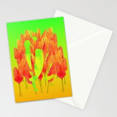 YL visiting Amsterdam Stationery Cards