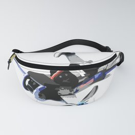 Freestyle quad or fpv drone for race drone freestyle pilots Fanny Pack