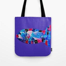 Fish IV Tote Bag