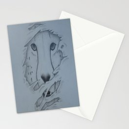 """Inner Curiosity"" Stationery Cards"