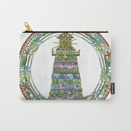 122 - Sunken Lighthouse Carry-All Pouch