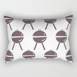 My Grill Rectangular Pillow