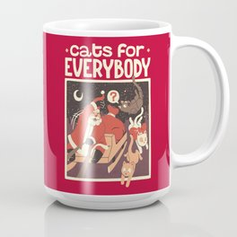 Cats for Everybody Coffee Mug
