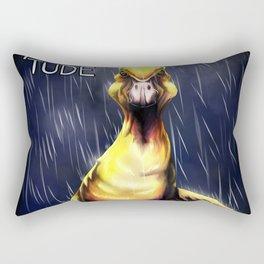 Duck 'Tude Rectangular Pillow