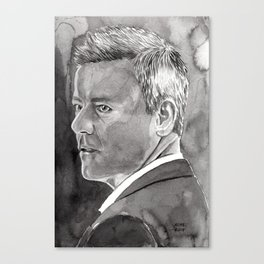 Rupert Graves as Inspector Lestrade Canvas Print