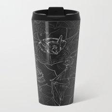 Bat Attack Metal Travel Mug