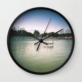 Madrid, Retiro Wall Clock