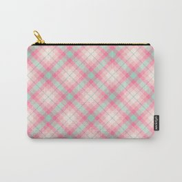 Sweet Plaid 2 Carry-All Pouch