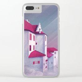 Dreamcatcher Clear iPhone Case