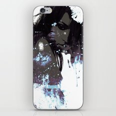 Ashes of a constellation iPhone & iPod Skin