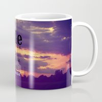 dale cooper Mugs featuring Dale by KimberosePhotography