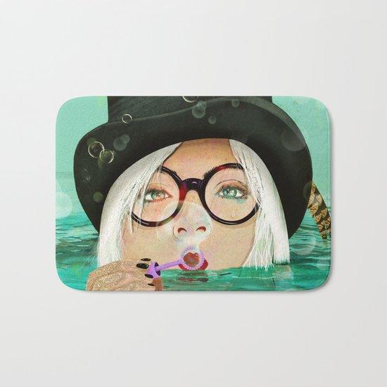 HATFUL OF HOLLOW Bath Mat